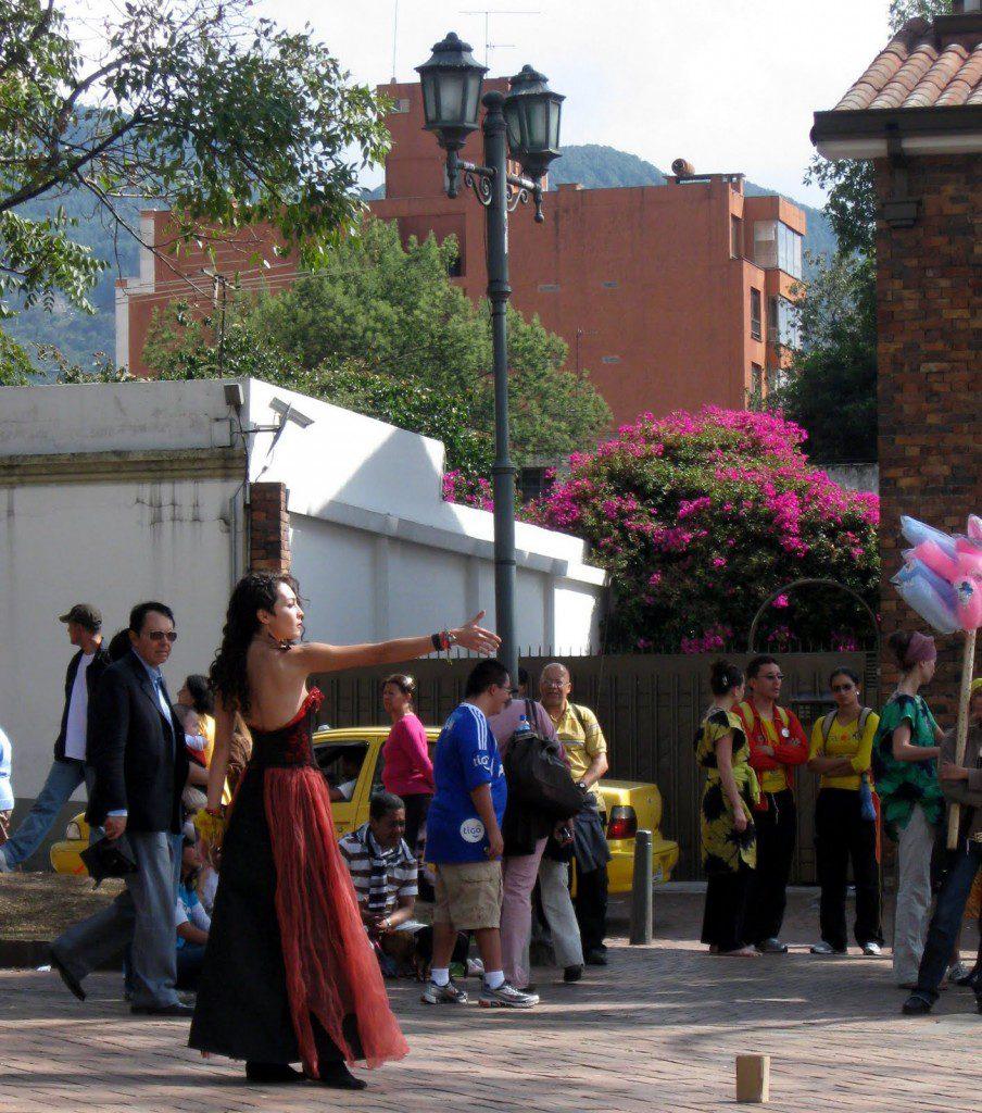 colombia--bogota-usaquen-street-south-america
