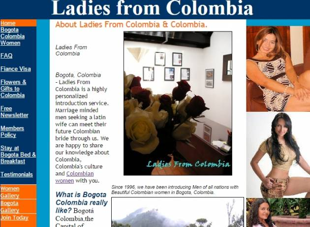 ladiesfromcolombia