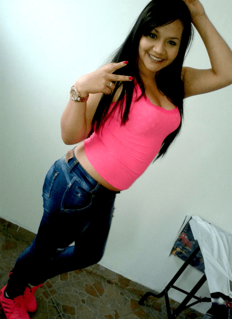 Latin Women Colombian Girls Seeking Foreign Men - Leidy-6434