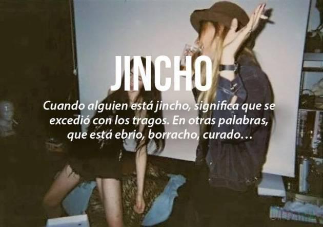 jincho