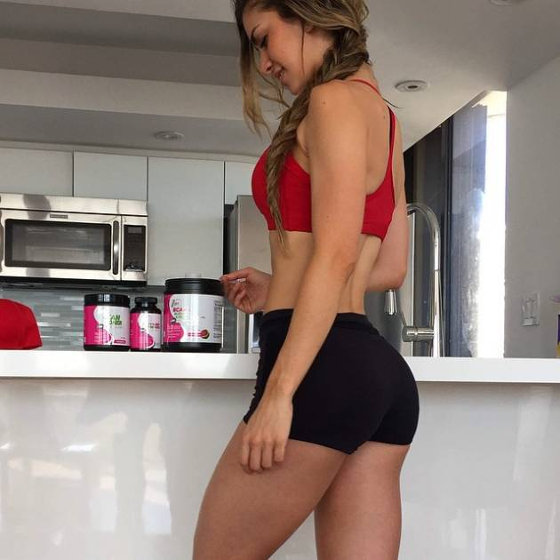 Meet Sexy Colombian Fitness Model Anllela Sagra 13 Best -5927