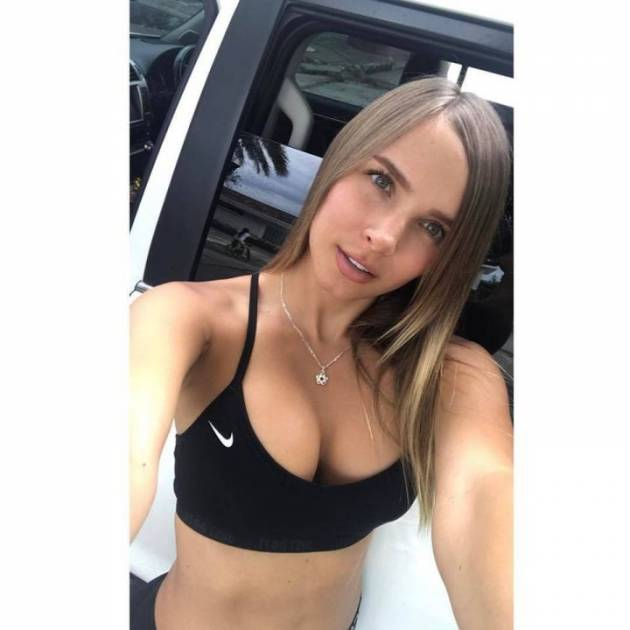 Hot latin girl