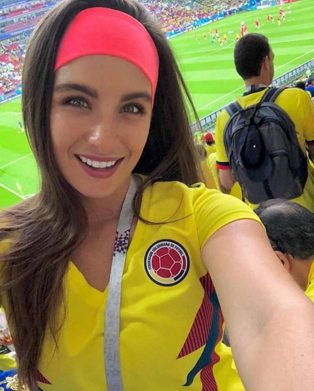 World cup girls