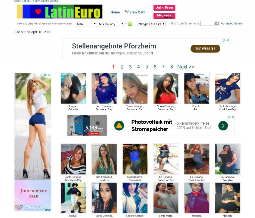 Gratis dating website New York