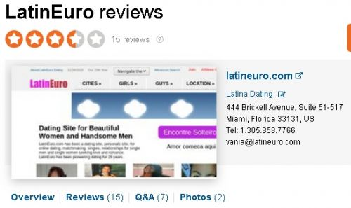 amor latin dating site